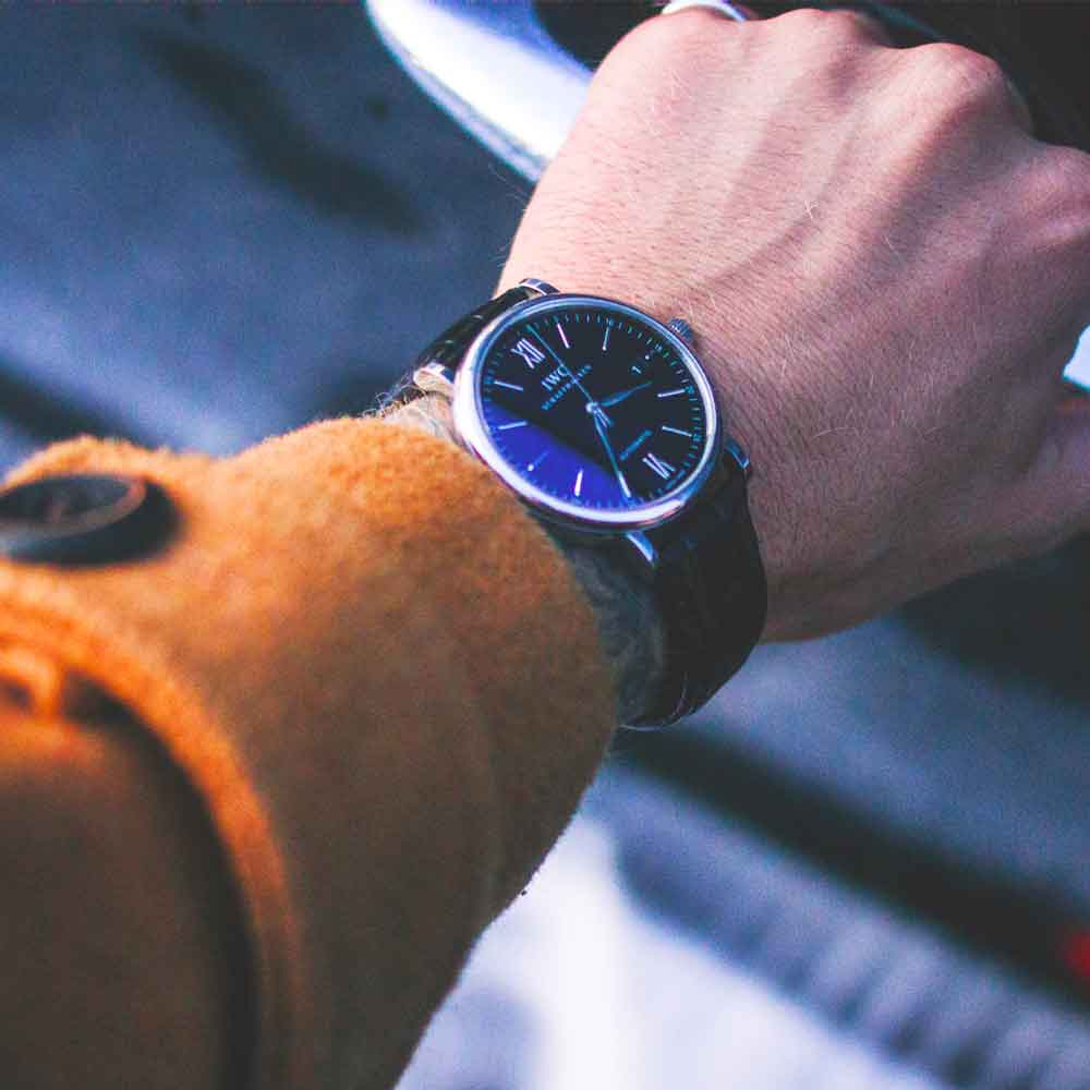 WATCH STRAP STYLE